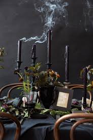 Tampered Halloween Candy 2014 by 7 Elegantly Chic U0026 Sophisticated Halloween Table Decorating Ideas