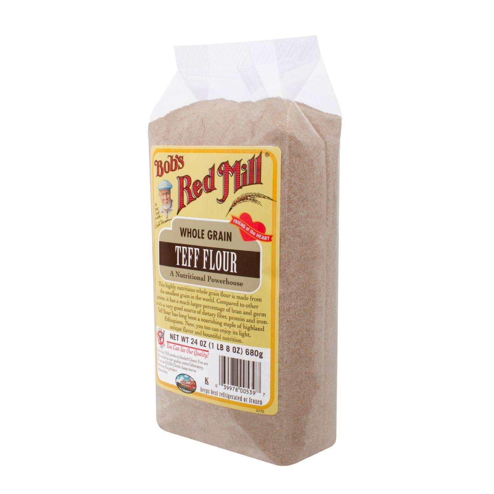 Bob's Red Mill Whole Grain Teff Flour - 24oz