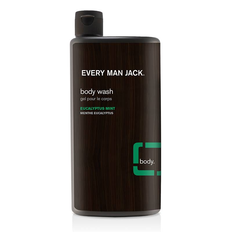 Every Man Jack Eucalyptus Mint Body Wash
