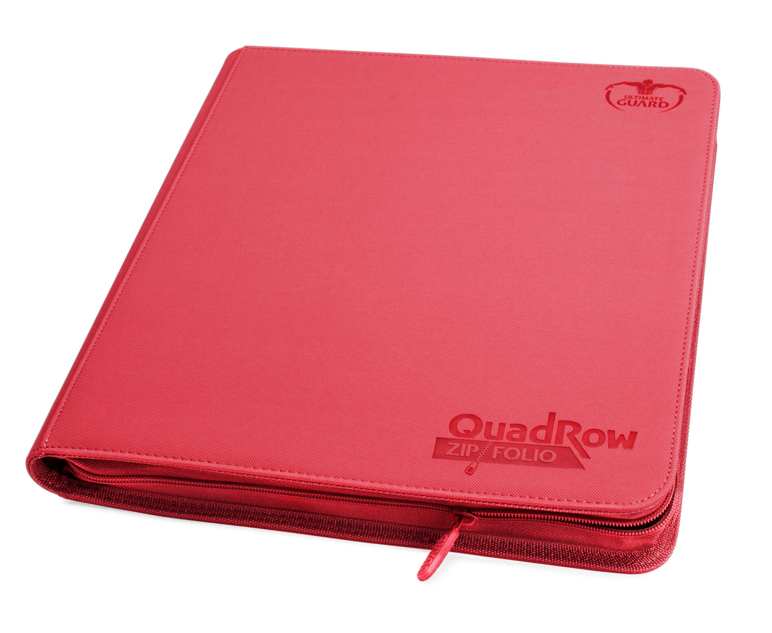Ultimate Guard 12-Pocket QuadRow Zipfolio