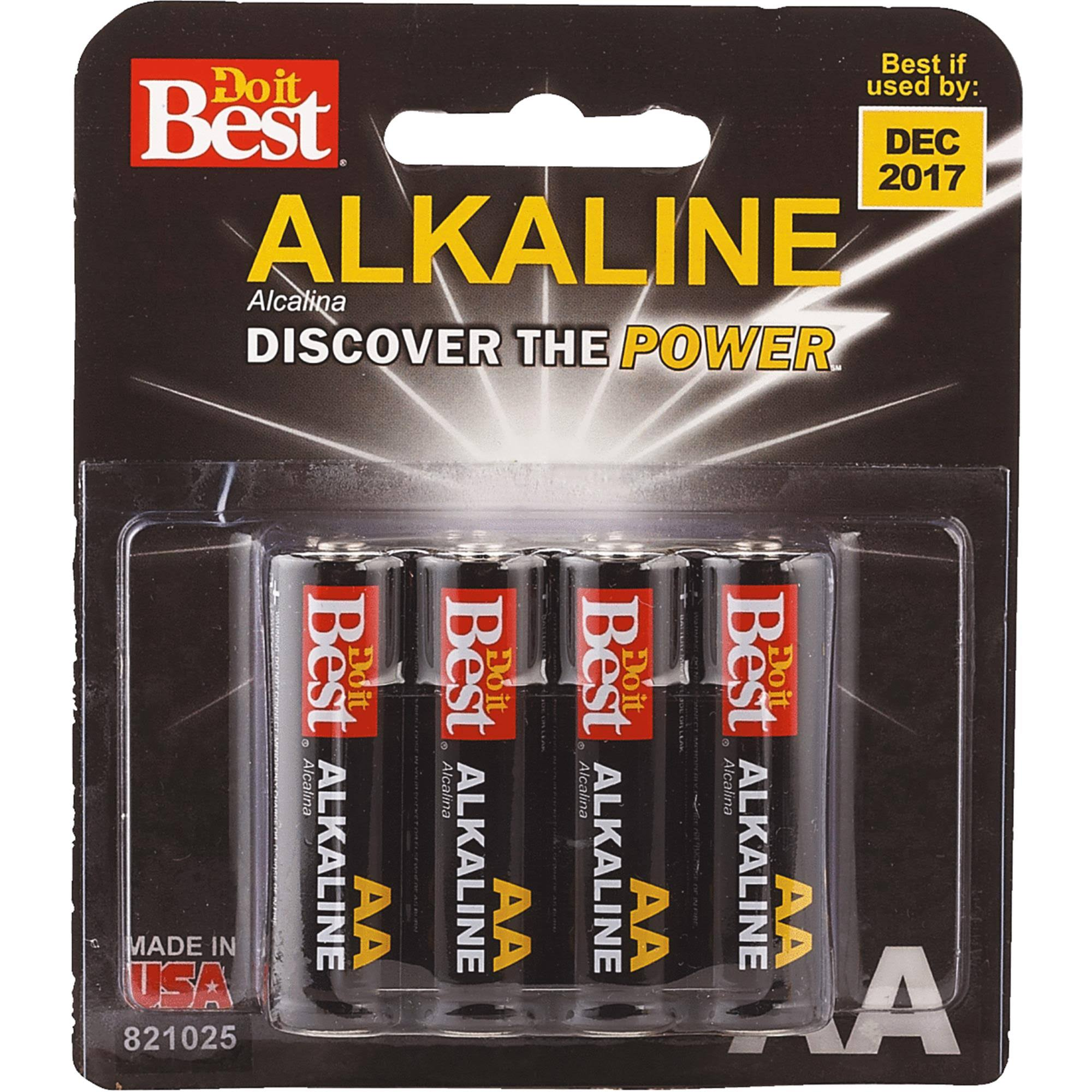 Rayovac General Purpose Battery - Aa, Alkaline, 1.5V, 8pk