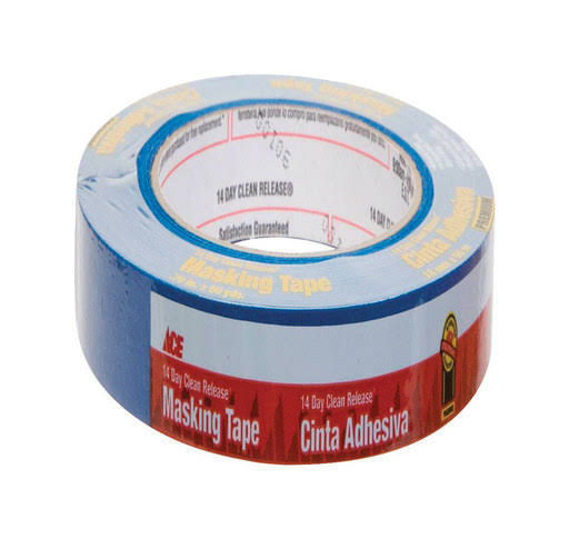 Ace Clean Release Masking Tape