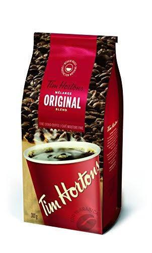 Tim Hortons Original Fine Grind Coffee - 300g
