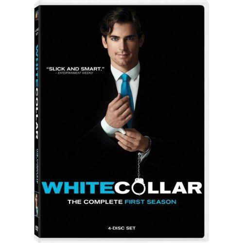 White Collar: The Complete First Season DVD
