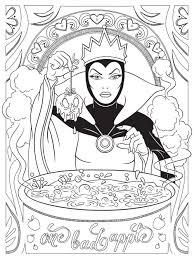 Disney Halloween Coloring Pages by Disney Villains Coloring Pages Disney Scrapbooking Pinterest