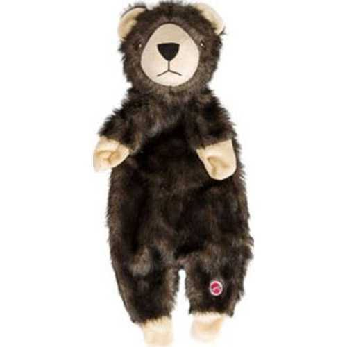 Spot Furzz Bear Plush Dog Toy 20""