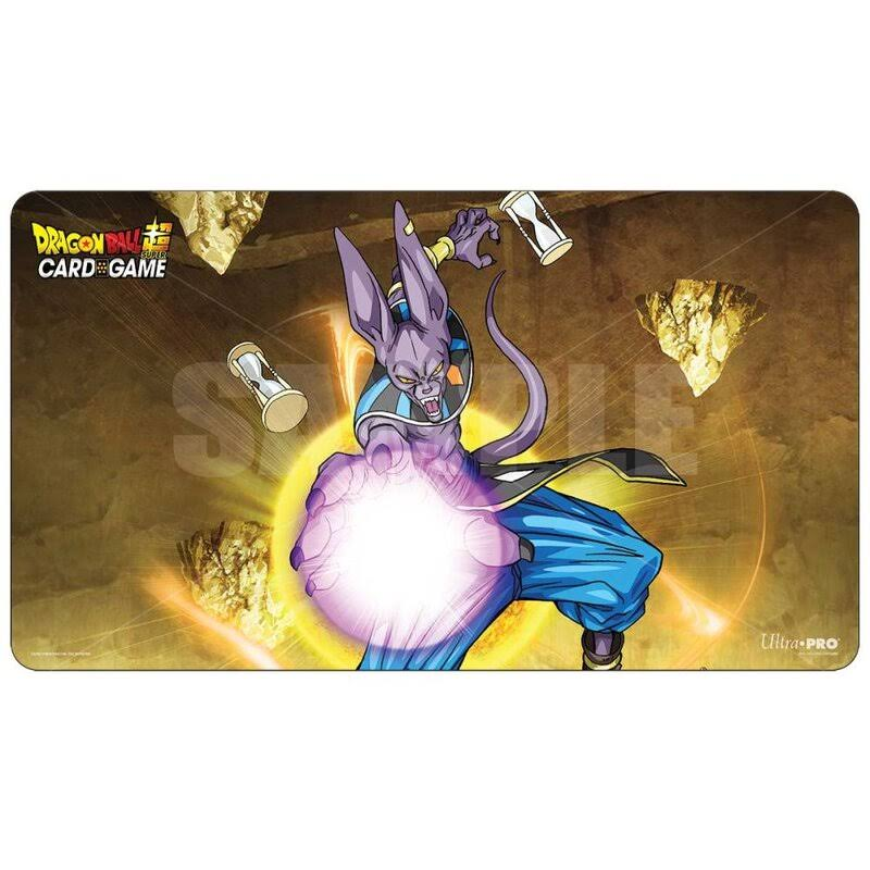 Ultra Pro Dragon Ball Super Beerus Playmat with Tube