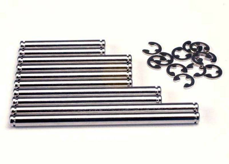 Traxxas Suspension Pin Set & E-Clips, 1939