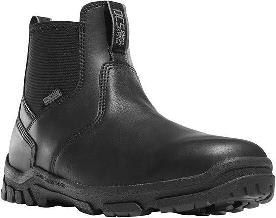 Danner Men's Lookout Station Office 5.5 in. Boot Black 10.5