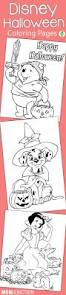 Disney Halloween Coloring Pages by Best 25 Disney Halloween Ideas On Pinterest Disney Halloween