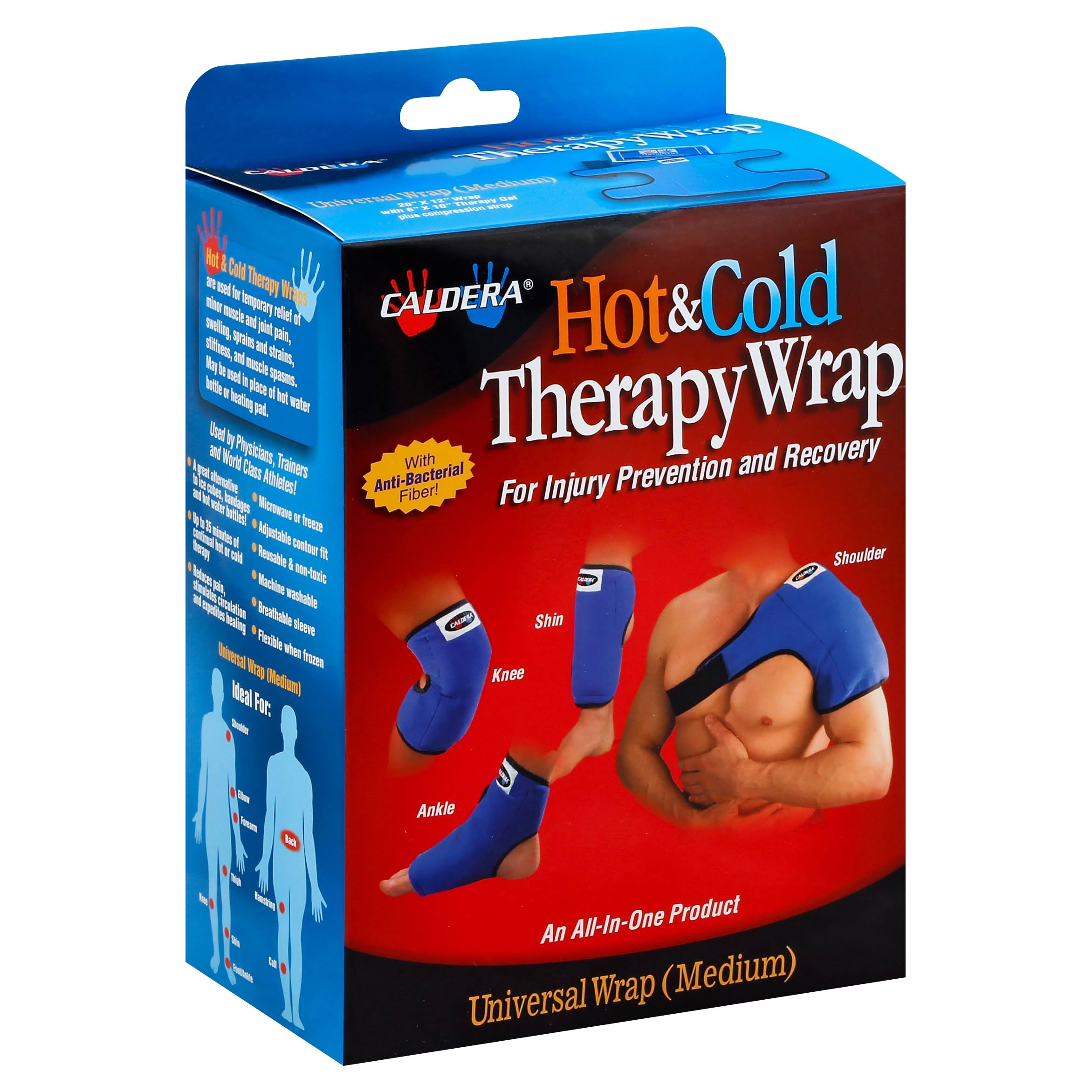Caldera Universal Hot And Cold Therapy Wrap - Medium