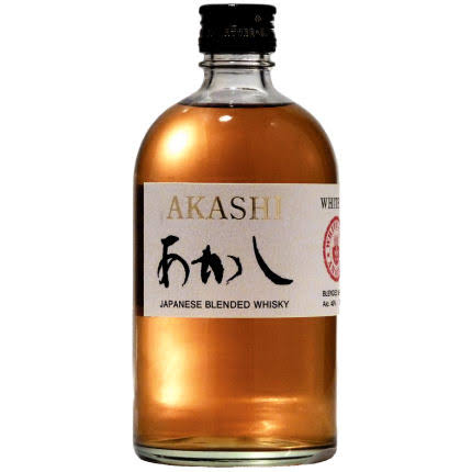 White Oak Akashi Grain Malt Whisky - Japan