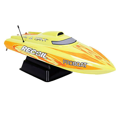 Pro Boat 08022 Recoil Brushless Self Righting Deep-v RTR - 26""