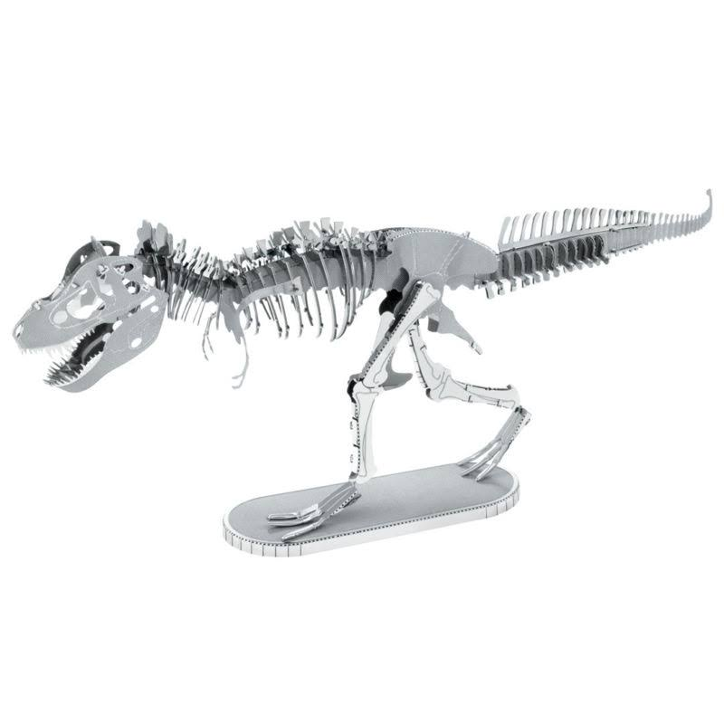Fascinations Metal Earth 3D Metal Model Kit - Tyrannosaurus Rex