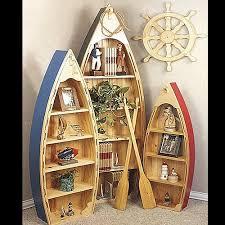 wooden boat shelf gause boat