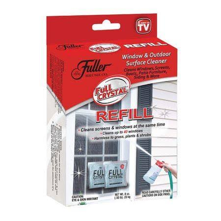 As Seen On TV Fuller Brush Co. Full Crystal Cleaner Refill
