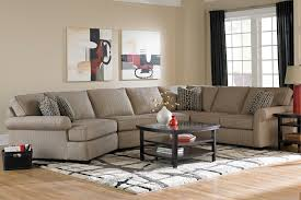 Cook Brothers Living Room Furniture by Broyhill Furniture Ethan Transitional Sectional Sofa With Left
