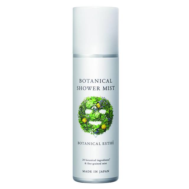 Botanical Esthe Botanical Shower Mist 160g