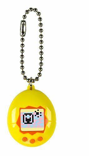 Bandai 20th Anniversary Series 2 Chibi Tamagotchi - Yellow