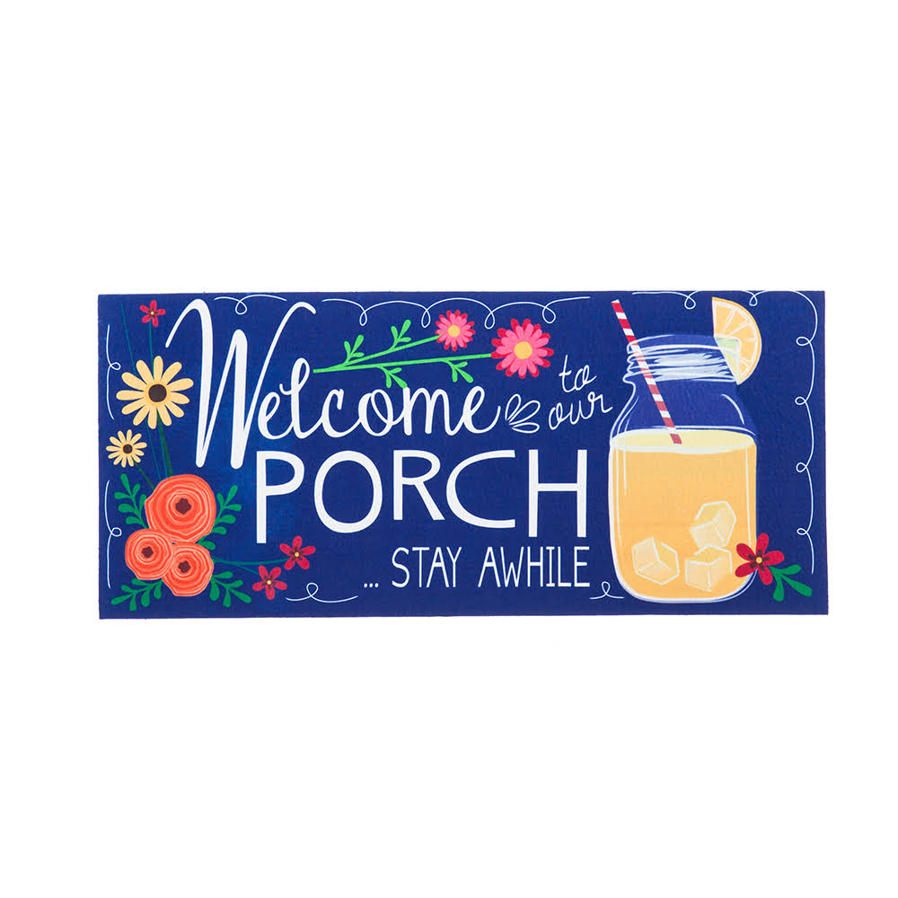 Evergreen Welcome Home Sassafras Switch Mat
