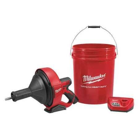 Milwaukee M12 Drain Snake Kit