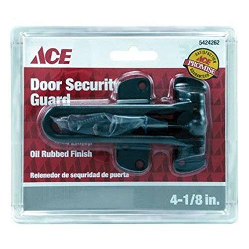 Ace Door Guard Swing Bar - 4 1/8""