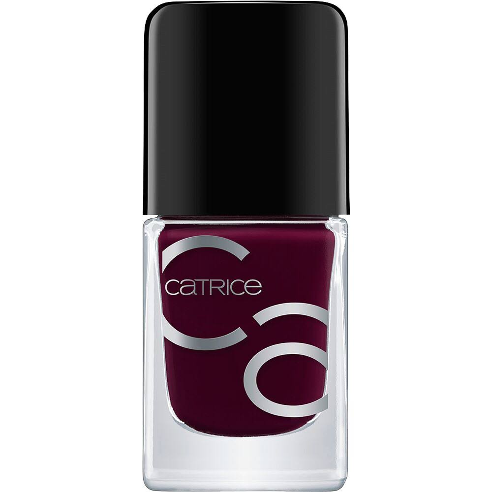 Catrice Iconails Gel Lacquer Nail Polish - 36 Ready To Grape Off