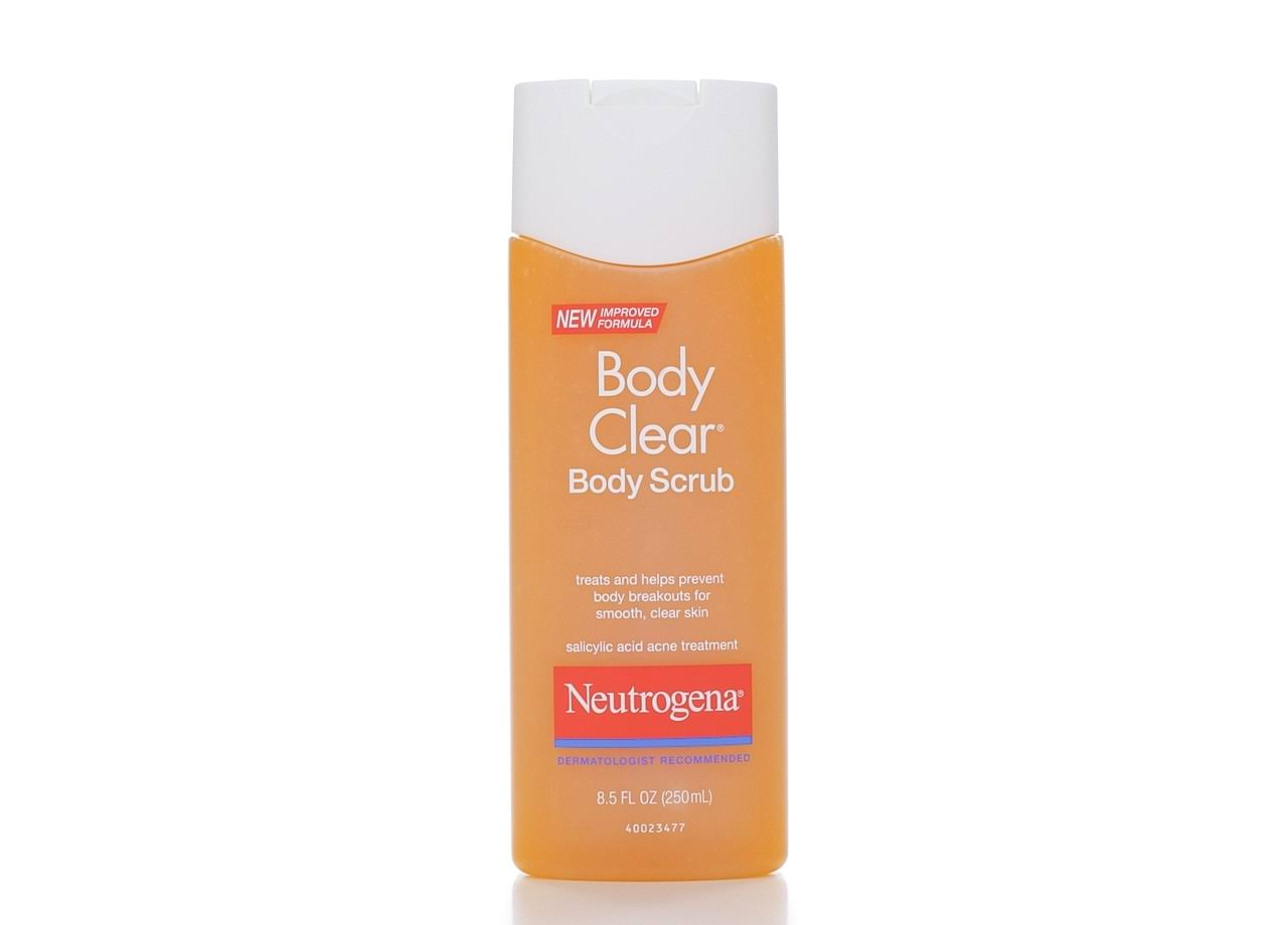 Neutrogena Body Clear Body Scrub - 8.5oz