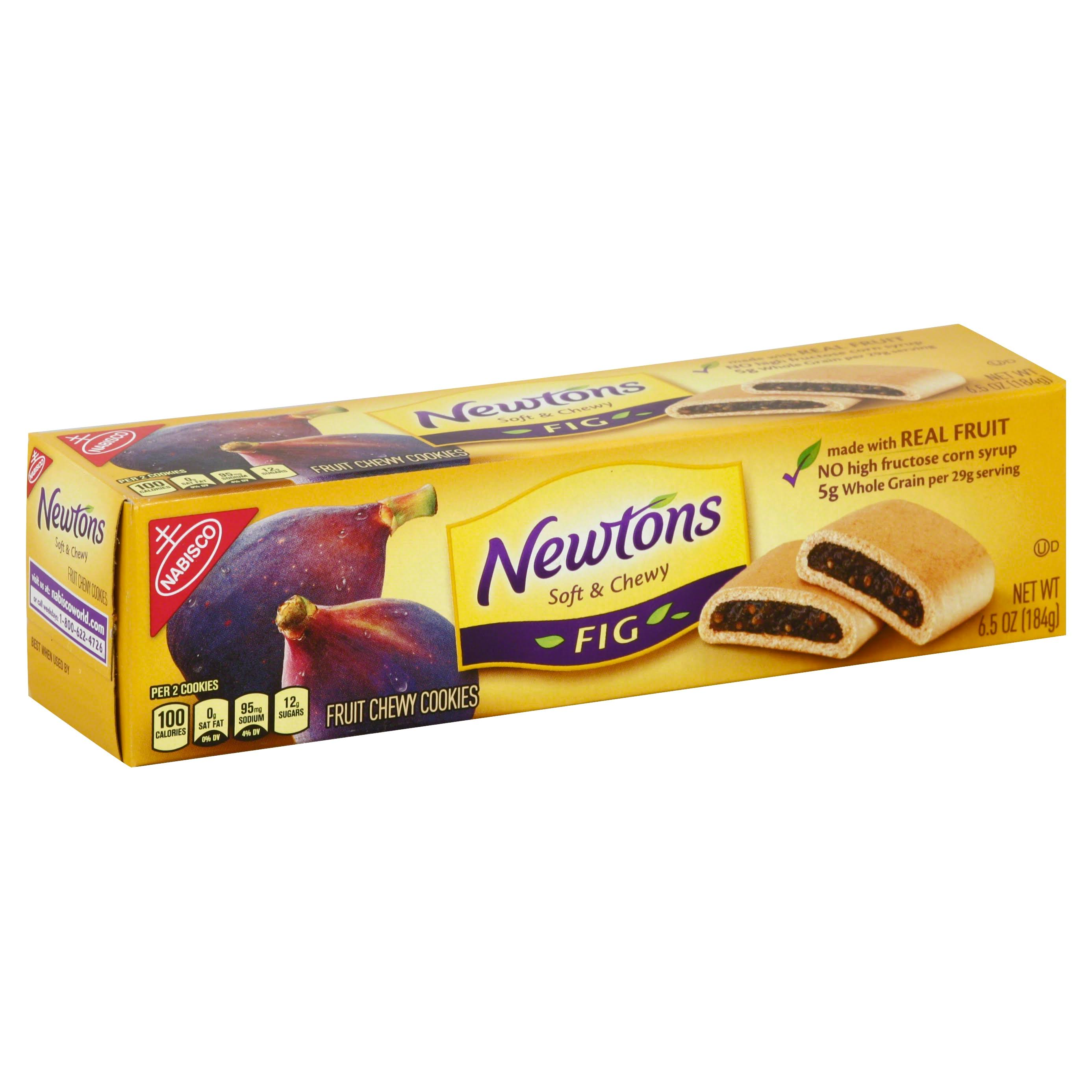 Nabisco Newtons Fig Fruit Chewy Cookies - 6.5oz