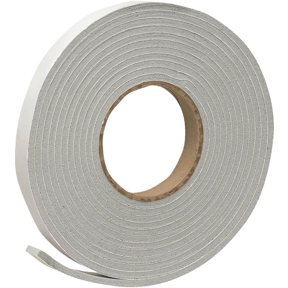 Do It PVC Closed Cell Vinyl Foam Weatherstrip Tape