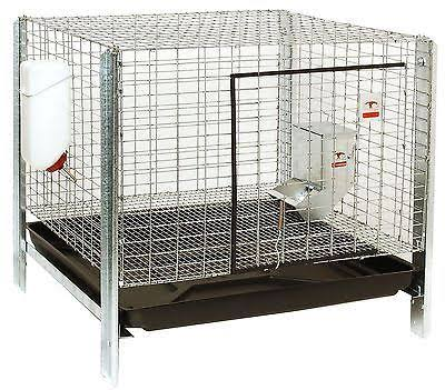 "Miller Pet Lodge Rabbit Hutch Kit - 16"" x 24"" x 24"""