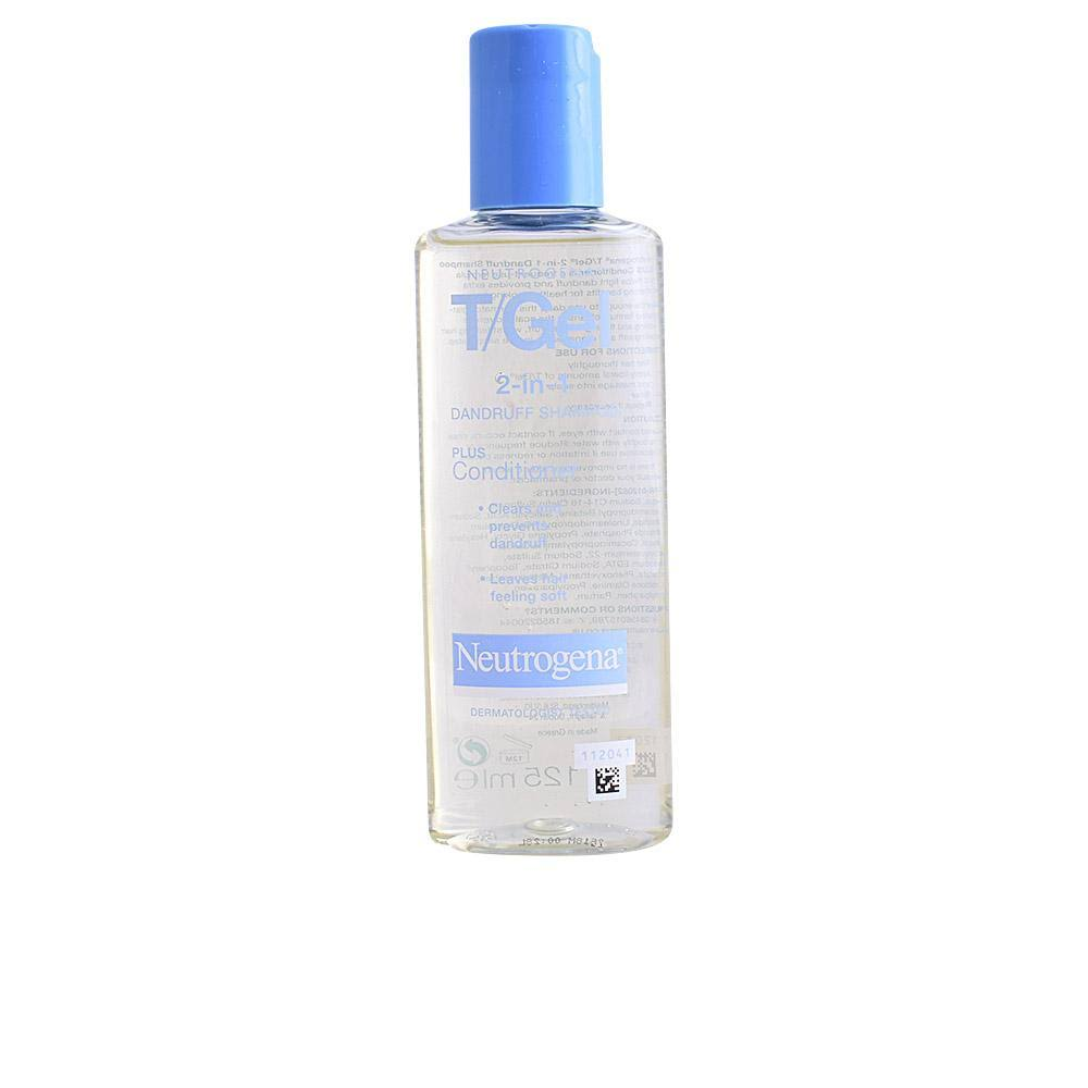 Neutrogena T/Gel 2in1 Dandruff Shampoo Plus Conditioner - 125ml