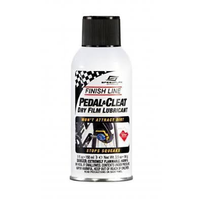 Finish Line Pedal and Cleat Lube - 5 oz. Aerosol