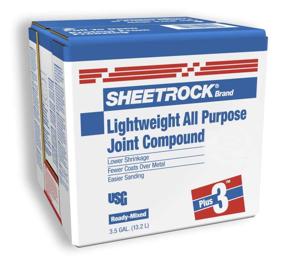 USG Sheetrock Plus 3 All-Purpose Joint Compound