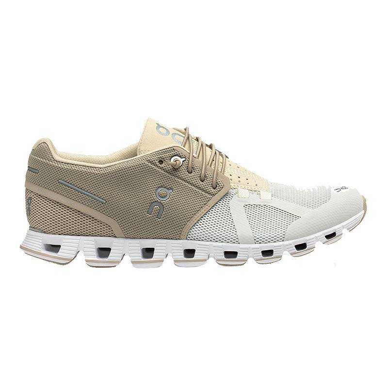 on Cloud 50 | 50 Running Shoe Women's, Sand/snow, 7