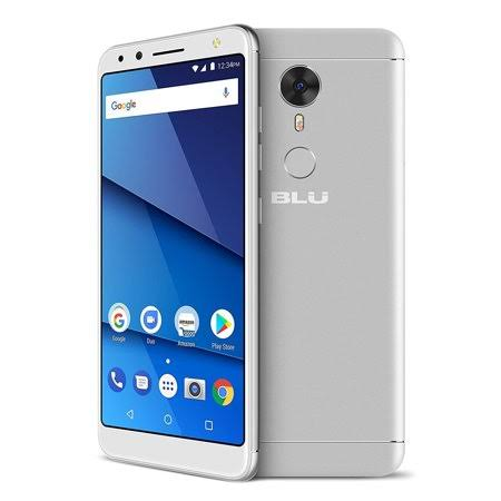 Blu Vivo One V0270WW HD Smartphone - Silver, 16gb