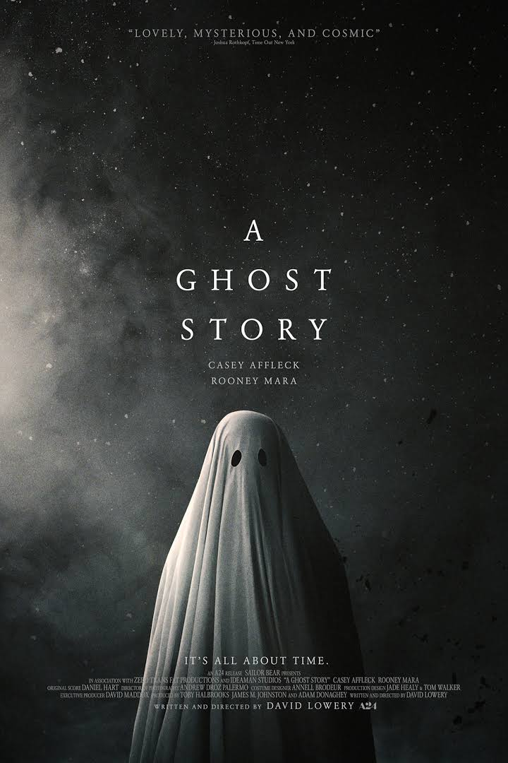 A Ghost Story-A Ghost Story