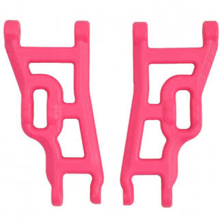 RPM Front A-Arms Pink for Traxxas Slash 2WD RPM80247