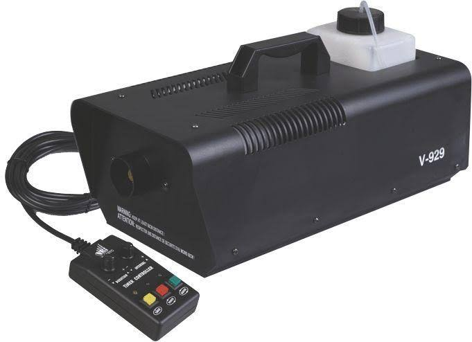 Visual Effects V929 Fog Machine - 1000w, with Timer