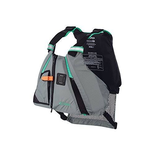 Onyx Outdoor Movevent Dynamic Vest - Aqua, Medium-Large