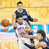 Torrid shooting helps 76ers rout previously unbeaten Magic ...
