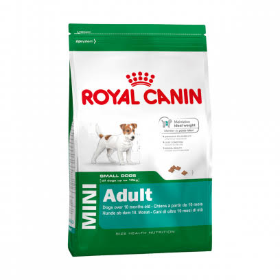 Royal Canin 4kg Mini Adult Dog Food