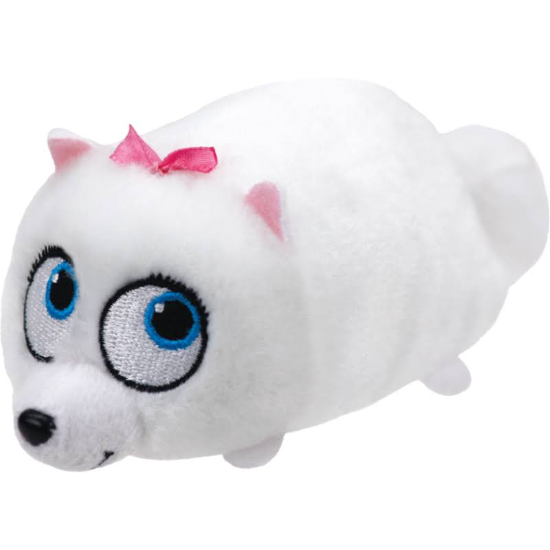 Ty Teeny Tys Secret Life of Pets Gidget Plush