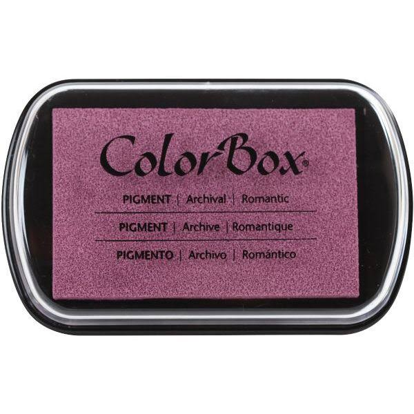 Colorbox Pigment Ink Pad Full Size Romantic