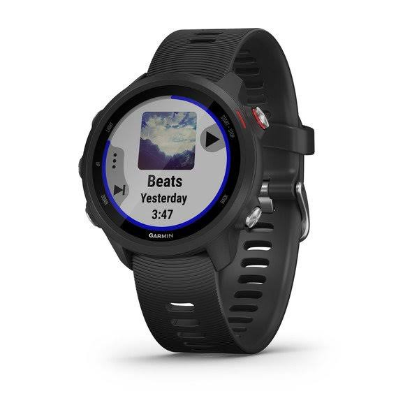 Garmin Forerunner 245 - Smart Watch - Black