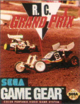 RC Grand Prix - Sega Game Gear