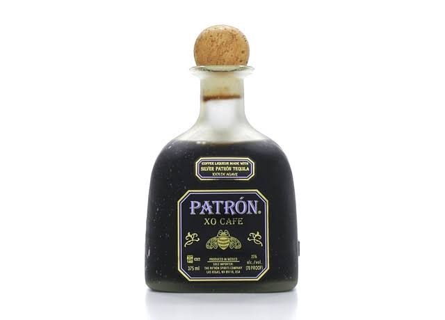 Patron XO Cafe Coffee Liqueur - Made with Tequila, 375ml