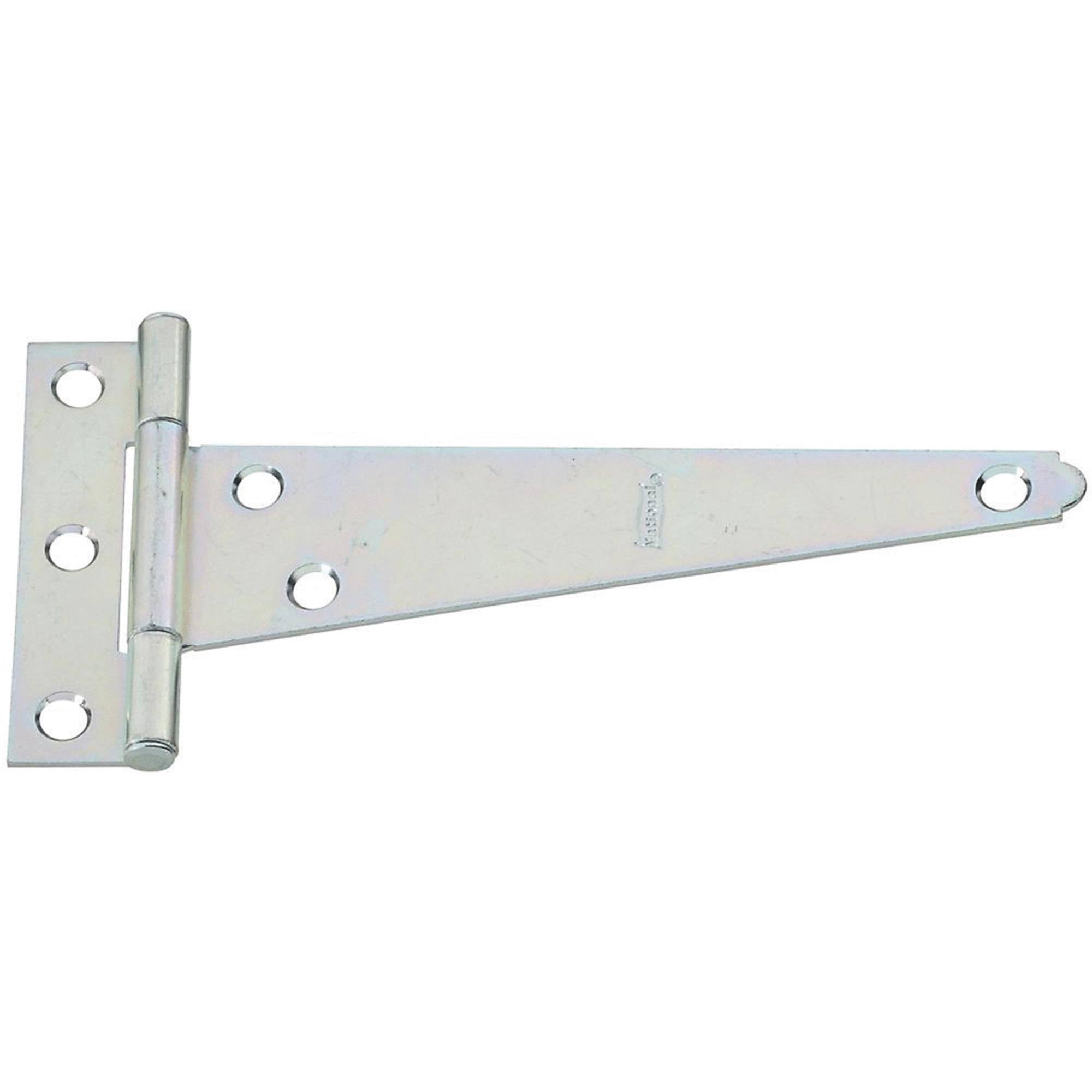 National Hardware T Hinge - Zinc Plated