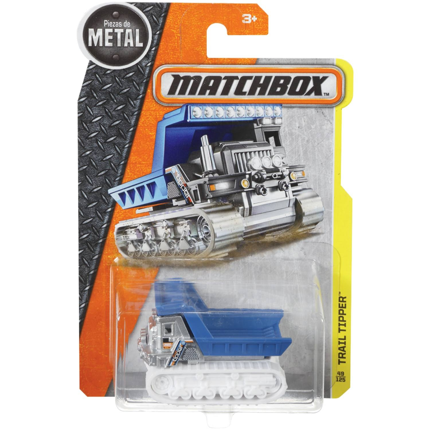 Matchbox Car Collection, Assorted