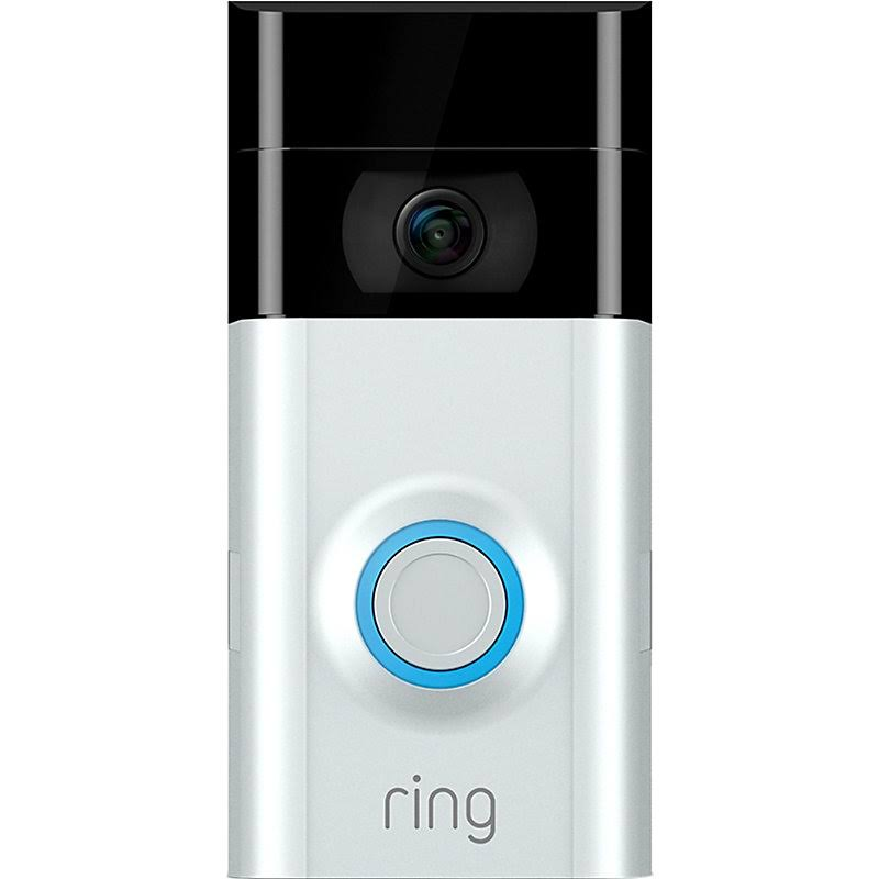 Ring Video Doorbell 2 With HD Video Motion Activated Alerts Easy Installation